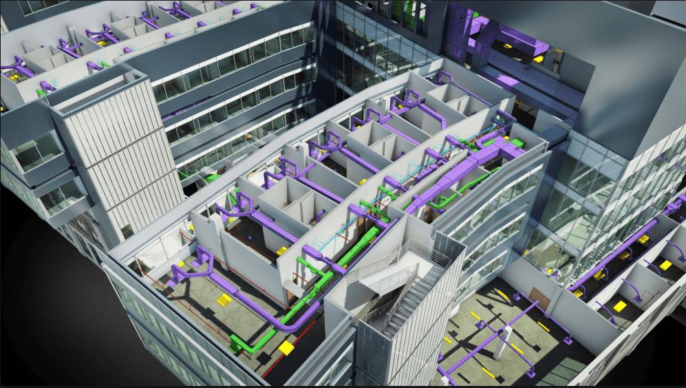 Delineante BIM – Ovalo ingeniería