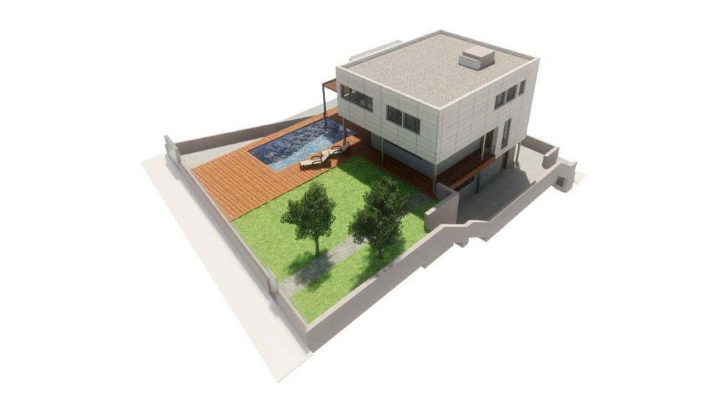 TFM-BIM Artigas arquitectes en el Prat de Llobregat