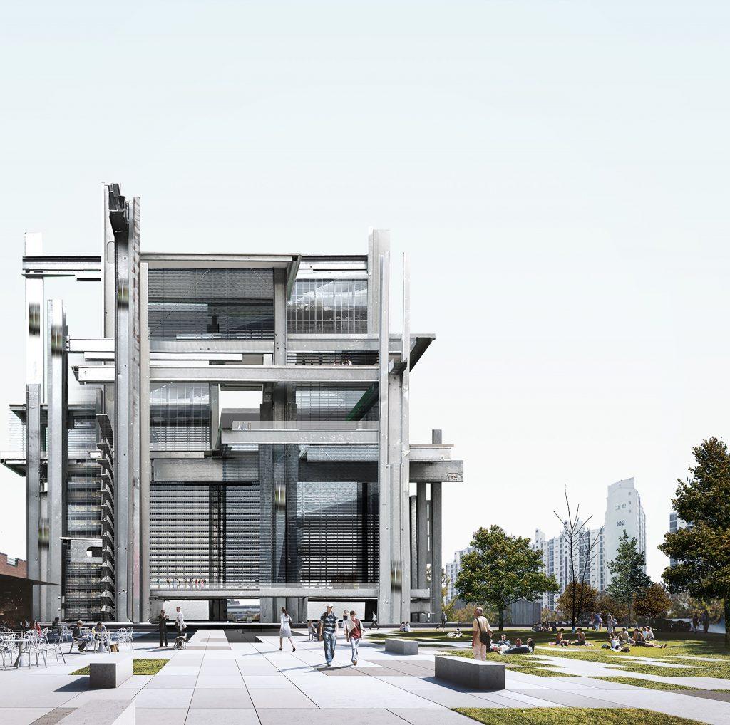 Arquitecto / Ingeniero BIM – ENSAMBLE STUDIO