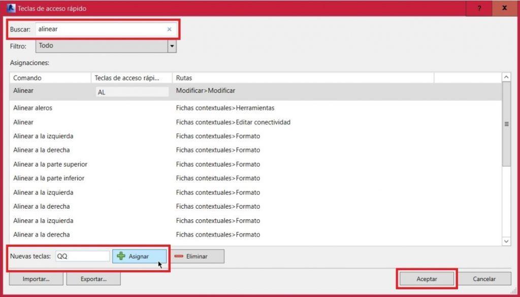 aprende cómo configurar tus shortcuts